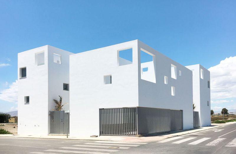arquitectura casas costacabana foto exterioe alzados