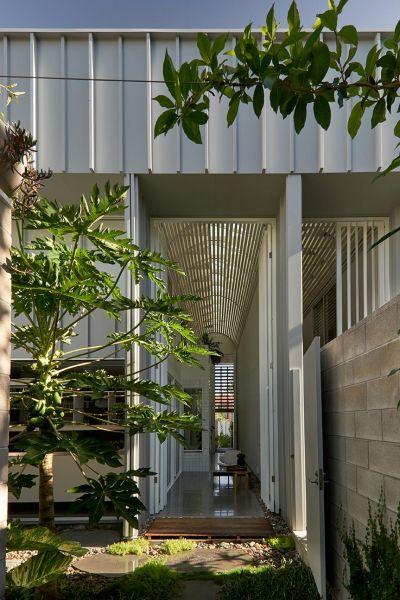 arquitectura_y_empresa_mermaid house_cocina jardín