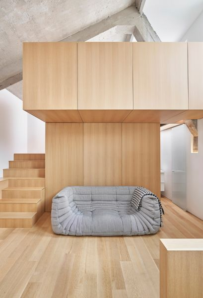 arquitectura_y_empresa_MICHIGAN LOFT_caja madera