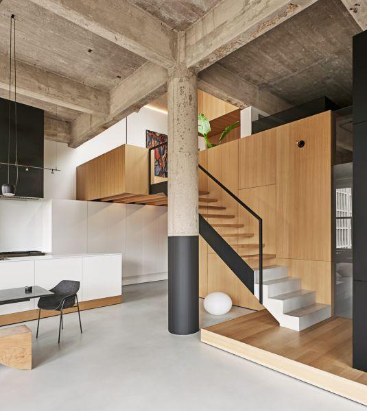arquitectura_y_empresa_MICHIGAN LOFT_cocina