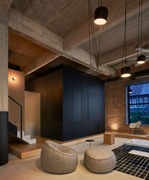 arquitectura_y_empresa_MICHIGAN LOFT_caja negra