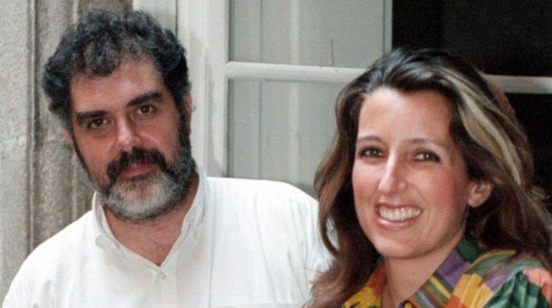 Enric Miralles y Benedetta Tagliabue