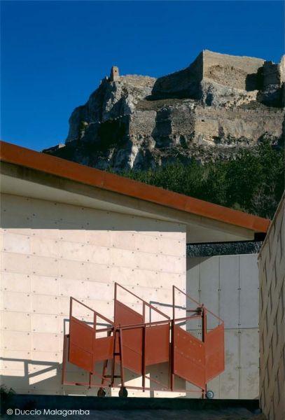 Escuela-Hogar de Morella - Enric Miralles y Carme Pinós