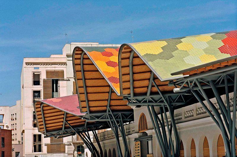 Mercado de Santa Caterina - EMBT Arquitectos