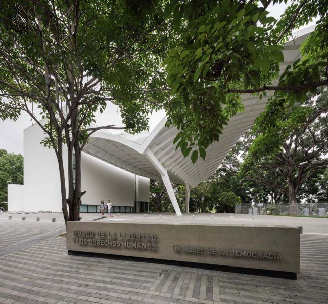 Museo de la Libertad y derechos humanos_acceso al lugar