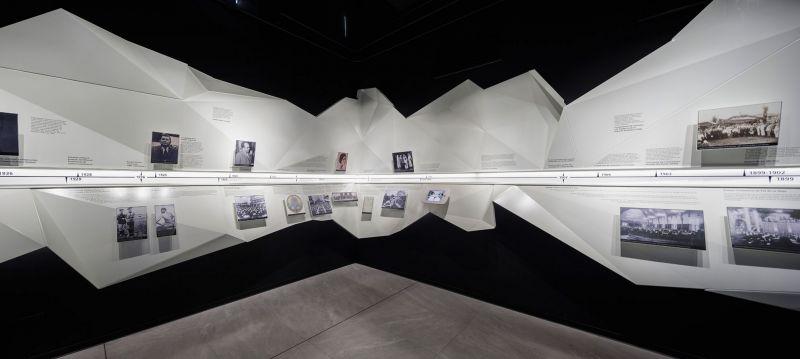 Museo de la Libertad y los Derechos Humanos_paneles de exposiciones