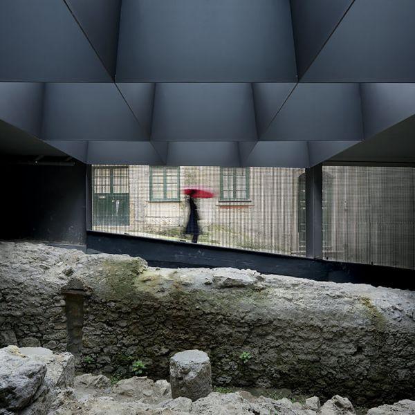 arquitectura y empresa 05 museo gonçalo byrne vista hacia el exterior