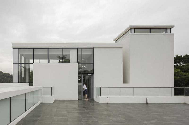 museo de la Libertad y los Derechos Humanos_ vista de cubierta