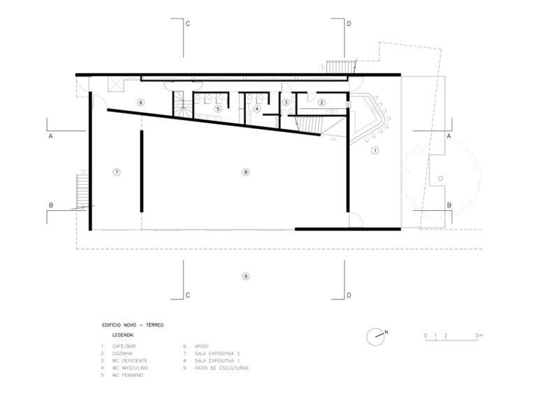 Museo Rodin Bahia_ _P baja nuevo edificio anexo