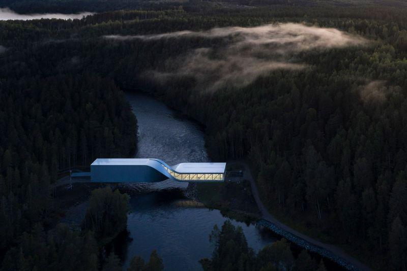 _museo twist_ vista desde el aire los bosques