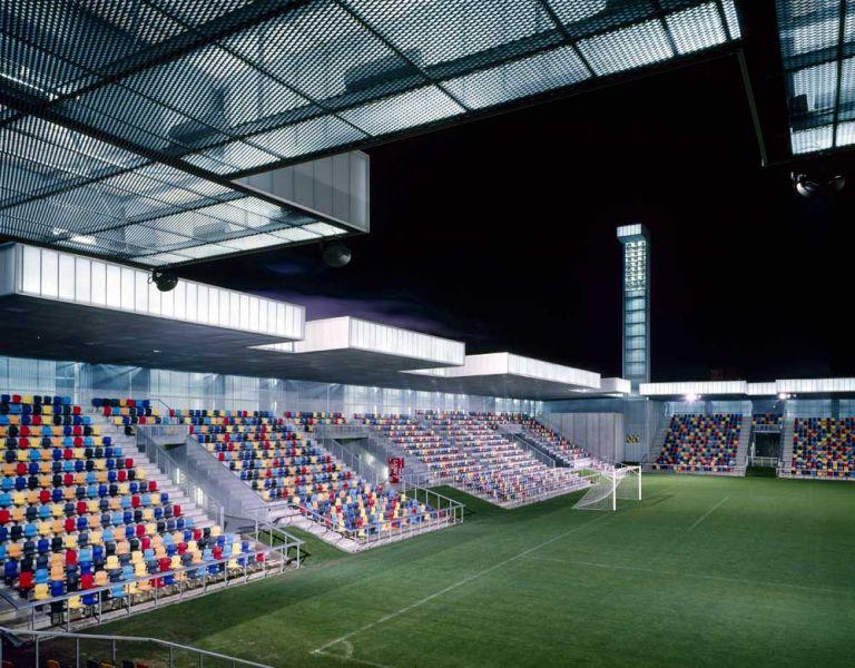 arquitectura estadio futbol lauseane barakaldo nomad graderio