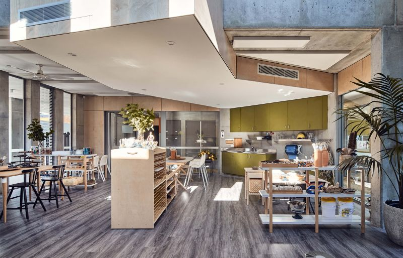 arquitectura_y_empresa_North Perth Childcare_aulas int