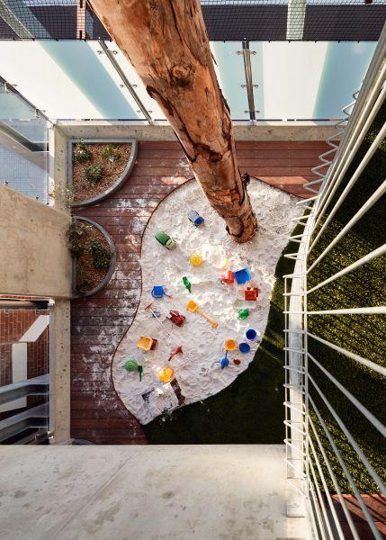 arquitectura_y_empresa_North Perth Childcare_arenero