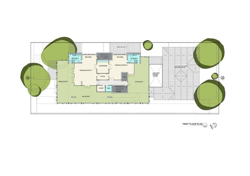 arquitectura_y_empresa_North Perth Childcare_P1