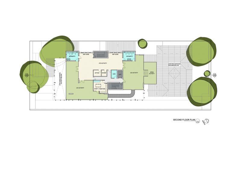 arquitectura_y_empresa_North Perth Childcare_P2