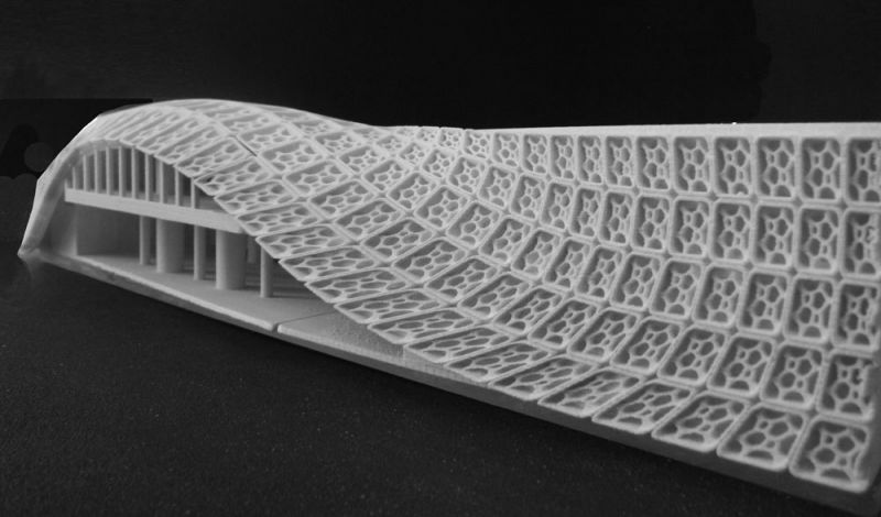 arquitectura nuevas tencologias aplicadas al bim impresion 3d