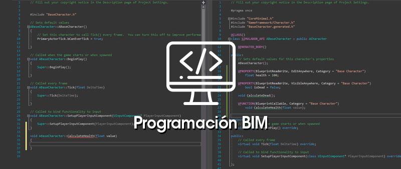 arquitectura nuevas tencologias aplicadas al bim programacion bim
