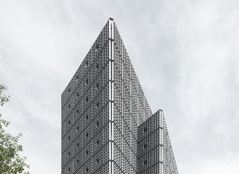 arquitectura carlos ferrater oab torre hipodromo foto principal fachada