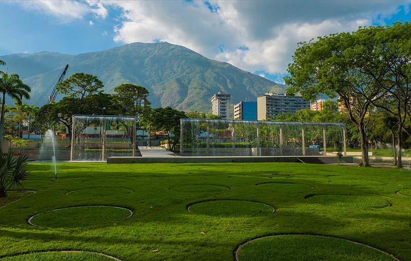 Parque-GFM o parque del Este