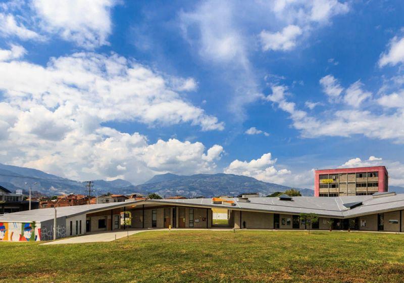 Parque Biblioteca Manuel Mejía Vallejo