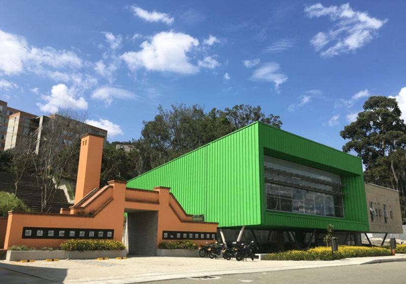 Parque Biblioteca Nuevo Occidente