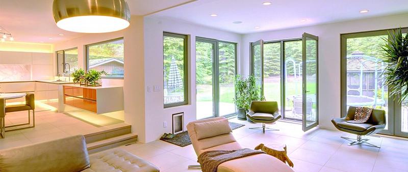 Arquitectura y Empresa, KÖMMERLING, ventanas, puertas, PVC, KÖMMERLING76 Xtrem, plan renove, ahorro, promoción, Greenline, eficiencia energética, arquitectura sostenible, Covid-19