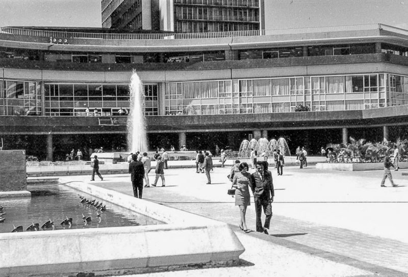 Plaza Diego Ibarra en Caracas