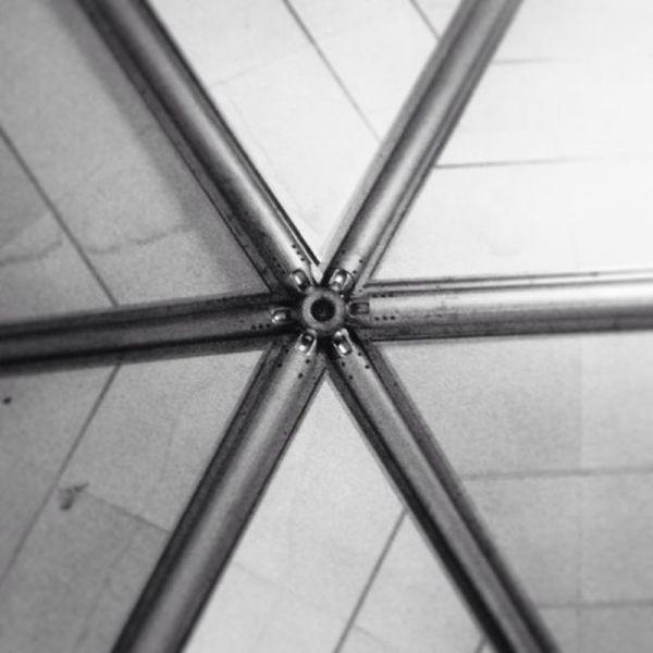 poliedro de caracas_detalle estructura interior de cubierta