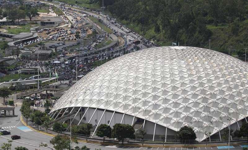 poliedro de caracas_ vista aérea