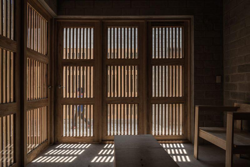Privacidad y sombra interiores