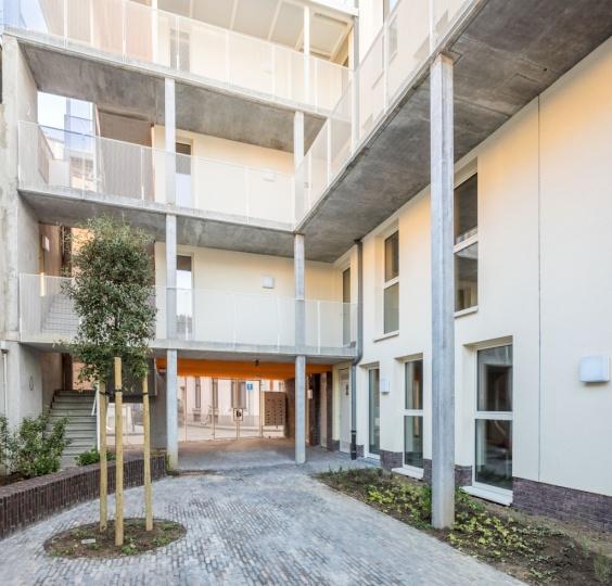 arquitectura_y_empresa_project pearl_fachada interior pasarelas