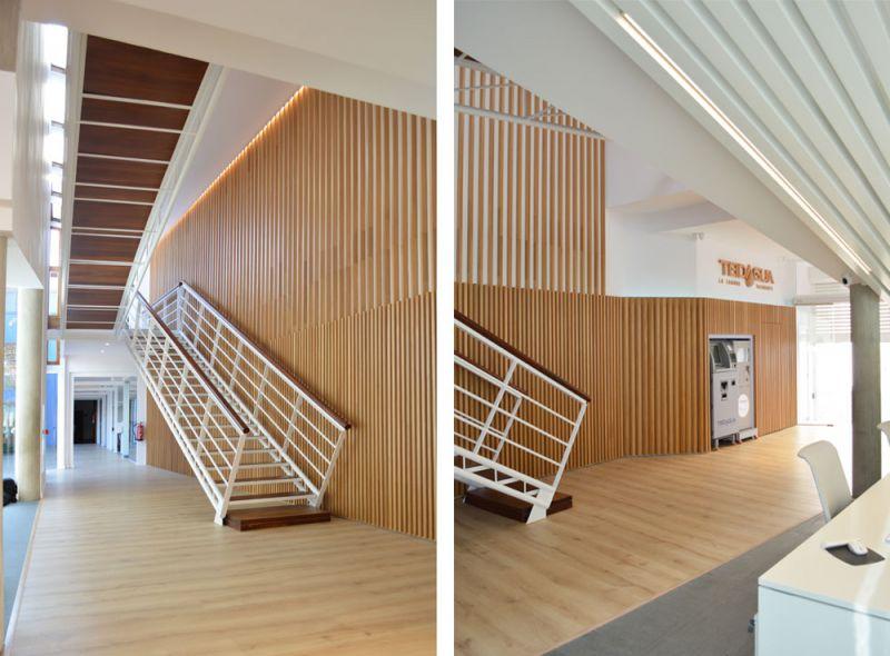 arquitectura puerta 35 arquitectura proyecto teidagua fotografia escaleras