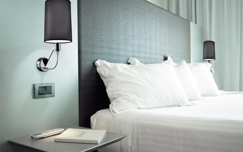 Arquitectura y Empresa, Pujol Iluminación, luminaria, proyectos Contract, proyecto hotelero, diseño interior, hotel, iluminación directa, iluminación indirecta, diseño a medida, señalética, design, diseño, lámparas