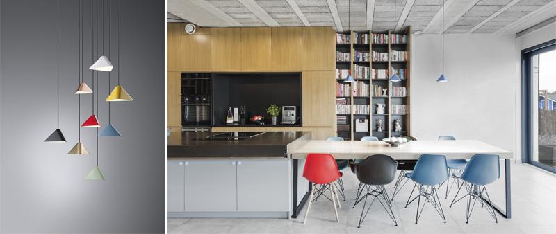 Arquitectura y Empresa, Pujol Iluminación, luminaria en suspensión, lámparas, nueva colección, TOMAS, decoración, diseño de interiores, interiorismo, diseño