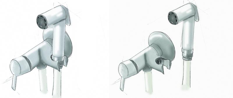Arquitectura y Empresa, baño, Ramon Soler, grifería, ducha, monomando, Ducha higiénica, WC Magnet, innovador, doble válvula de seguridad, bidé