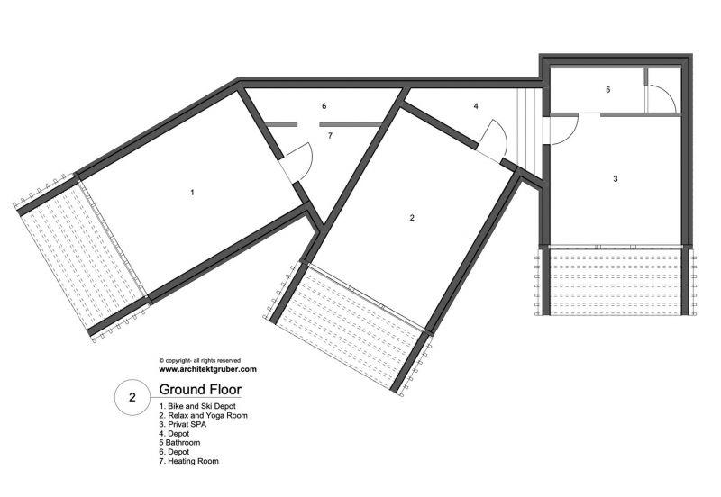 arquitectura_y_empresa_refugio Meranza_planta baja