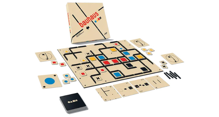 arquitectura regalo par arquitectos juego de mesa bauhaus