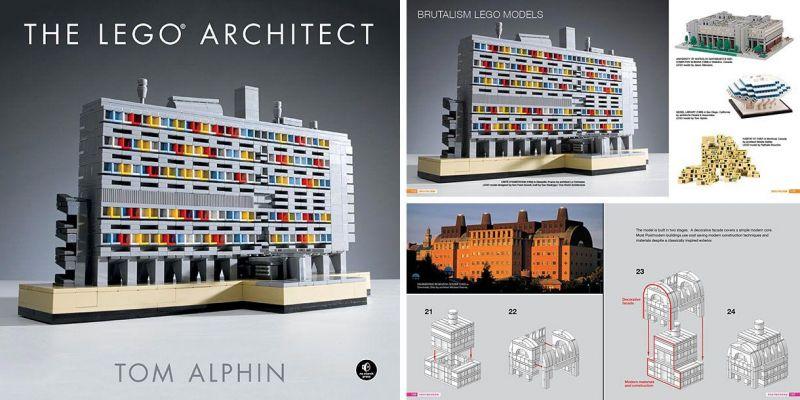 arquitectura regalo par arquitectos lego architect
