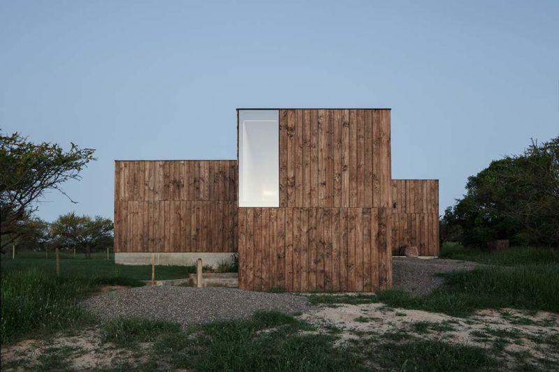 arquitectura casa CML de Ricardo Torrejón + Arturo Chadwick