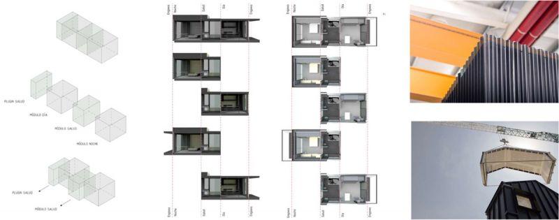 arquitectura room 2030 consorcio de empresas esquemas
