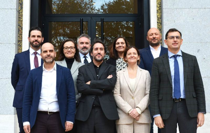 arquitectura room 2030 consorcio de empresas