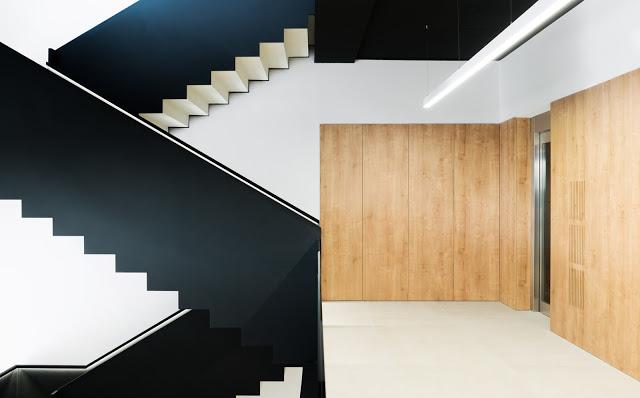 arquitectura y empresa_Ruben Muedra_Oficinas Idai_acabados