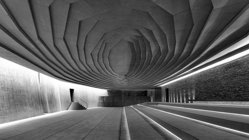 arquitectura edificio singular de turquia