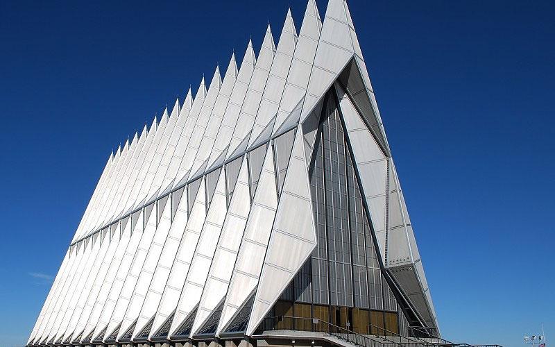 arquitectura edificio singular de usa