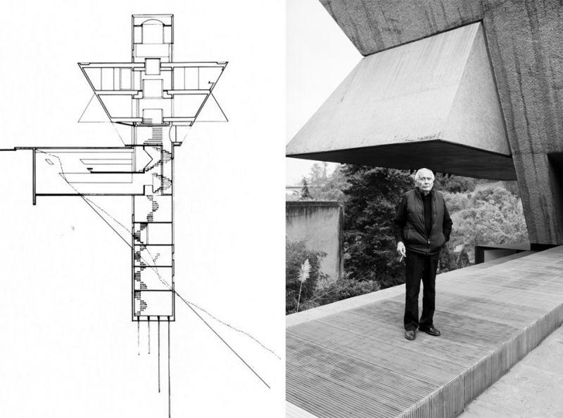 arquitectura_y_empresa_sección_y_arquitecto