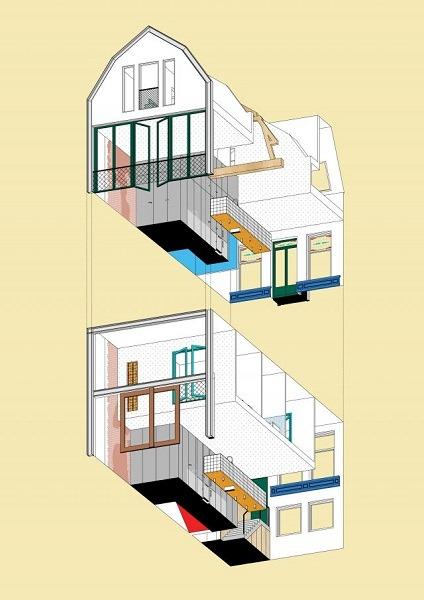 Diseños de Shift architecture urbanism