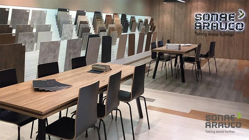 Arquitectura y Empresa, Sonae Arauco, madera, internacional, digital twin, Miebach Consulting, herramienta digital, mejora empresarial, 2021, digitalización, eficiencia, avance tecnológico, proceso de mejora
