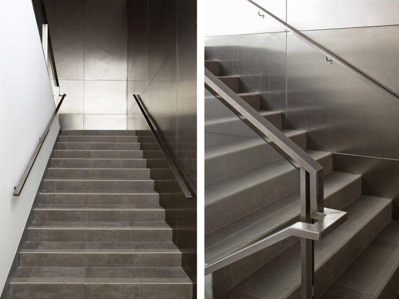arquitectura unia arquitectos spee sevilla interior escalera detalles barandilla
