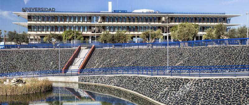 Arquitectura y Empresa, campus universitario, arquitectura sostenible, sostenibilidad, Sevilla, Campus Universidad Loyola, Luis Vidal + Arquitectos, Víctor Sájara, LEED Platino, certificado sostenibilidad