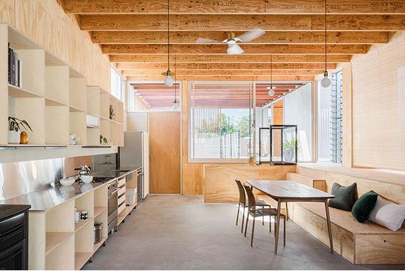 arquitectura_y_empresa_Vikky´s place_cocina